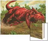 Skaar: King of The Savagle Land No2: Devil Dinosaur