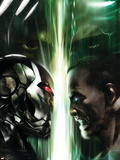 War Machine No5 Cover: War Machine