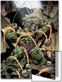 Incredible Hulks No624: Miek has Trapped Hulk and Kazar