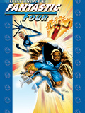Ultimate Fanastic Four No13 Cover: Mr Fantastic