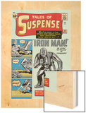 Tales of Suspense No39 Cover: Iron Man