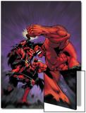 Hulk No17 Cover: Rulk and Red She-Hulk