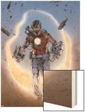 Iron Man Legacy No8: Tony Stark Walking