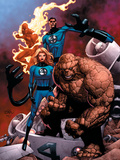 Fantastic Four Special No1 Cover: Mr Fantastic
