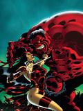 Hulk No15 Cover: Elektra and Rulk