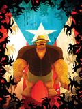 Fantastic Four: Isla De La Muerte No1 Cover: Thing