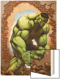Marvel Age Hulk No3 Cover: Hulk
