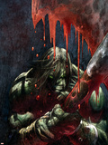 Skaar: Son Of Hulk Presents - Savage World Of Sakaar No1 Cover: Skaar