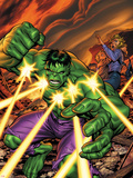 Marvel Adventures Hulk No16 Cover: Hulk