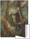 Skaar: Son Of Hulk No4 Cover: Skaar