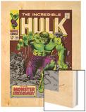 Marvel Comics Retro: The Incredible Hulk Comic Book Cover No105