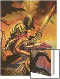 Skaar: Son Of Hulk Cover: Skaar and Omaka