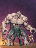 What If General Ross Had Become The Hulk Cover: Hulk and Thunderbolt Ross