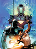 Iron Man: Requiem One Shot Cover: Stark and Tony