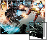 Iron Man: Rapture No3: War Machine and Iron Man Shooting