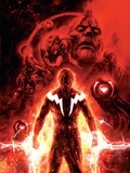 Annihilation: Conquest No3 Cover: Adam Warlock