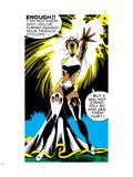 Marvel Comics Retro: X-Men Comic Panel  Storm