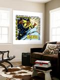 Marvel Comics Retro: Luke Cage  Hero for Hire Comic Panel
