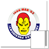 Marvel Comics Retro: The Invincible Iron Man '63 for Class President (aged)