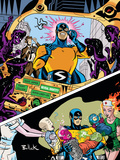 The Age Of The Sentry No5 Cover: Sentry