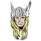 Marvel Comics Retro: The Mighty Thor (aged)