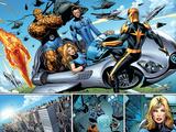 Nova No21 Group: Nova  Mr Fantastic  Invisible Woman  Thing and Human Torch