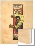 Marvel Comics Retro: Luke Cage  Hero for Hire Comic Panel  Charging