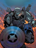 Cable & Deadpool No25 Cover: Cable