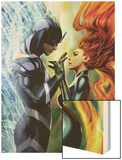 Realm of Kings Inhumans No3 Cover: Medusa and Black Bolt