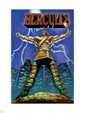 Hercules No1 Cover: Hercules