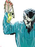 Doctor Strange: The Oath No5 Cover: Dr Strange