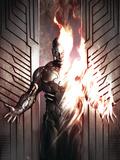 Human Torch Comics 70th Anniversary Special No1 Cover: Human Torch