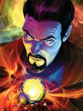 Strange No5 Cover: Dr Strange