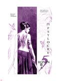 5 Ronin No4 Cover: Psylocke