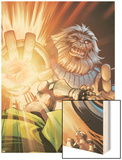 Doctor Doom and The Masters of Evil No3 Cover: Blastaar