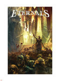 Eternals No1 Cover: Eternals