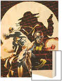 Power Man and Iron Fist No2 Cover: Power Man and Iron Fist Crouching