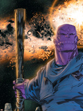 Thanos No8 Cover: Thanos