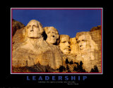 Leadership: Mount Rushmore