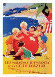 Cote d'Azur-Enfant