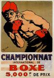 Championnat Boxing