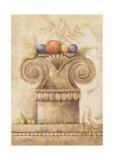 Capiteles con Frutas II