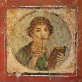 Frescos from Pompei I