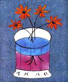 Flowers in Jeans II
