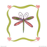 Lovebugs  Dragonfly