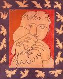 1er janvier Reproduction d'art par Pablo Picasso