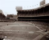 Yankee Stadium Right Field - 1951 World Series Game 6 ©Photofile