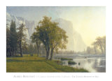 El Capitan  Yosemite Valley  California  1875