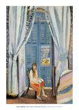 Les persiennes Reproduction d'art par Henri Matisse