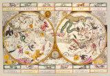 Atlas maritime Reproduction d'art par Seller